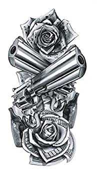 Best roses and guns tattoo Reviews