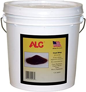 ALC Coal Slag Abrasive Blast Media - 25 Lbs. Model Number 40093