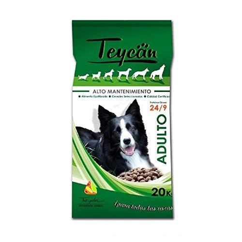 Pienso para Perros Alto Mantenimiento Teycan 20kg