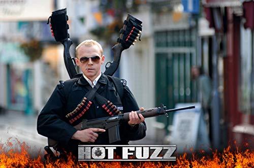 Hot Fuzz (4K Ultra HD) (+ Blu-ray 2D)