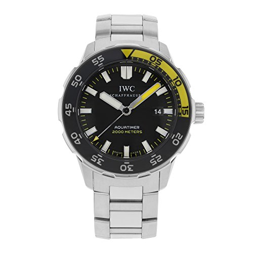 IWC Aquatimer Automatic 2000 Mens Watch 3568-01
