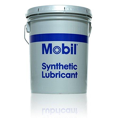 MOBIL SHC 629 Synthetic Gear & Bearing Oil - 5 gal. pail