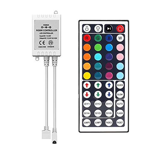 SUPERNIGHT RGB LED Light Strip Remote Controller