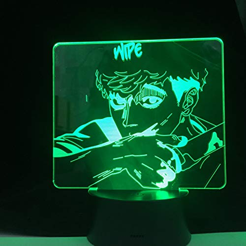 Killing Stalking Sangwoo 3D Night lights ANIME LAMP Bedroom Lampara For Christmas Drop Shipping Birthday Gift Dropshipping Best