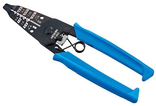 ホーザン(HOZAN) ワイヤーストリッパー ミリサイズ線用 P-960