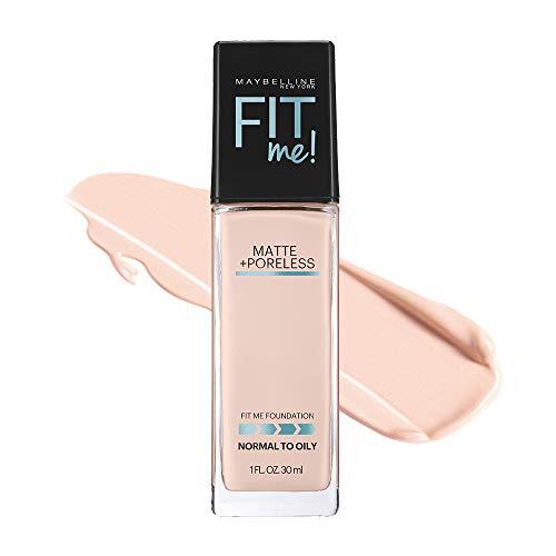 日本ロレアル メイベリン フィットミー リキッド ファンデーション 108 明るい肌色 ピンク系 オンライン限定色