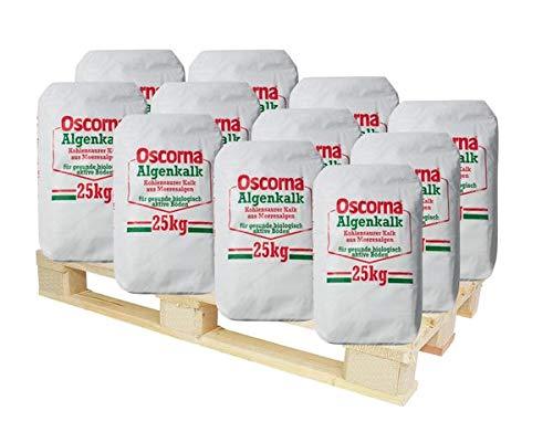 Oscorna® Cohrs Algenkalk 1000 kg - Carbonato de cal de algas marinas