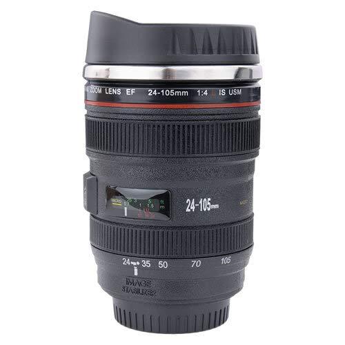 Kaffeebecher Objektivbecher in EF 24-105mm 1:4 L is USM Objektiv Optik
