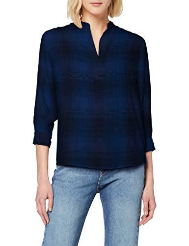 Lee Essential Blouse Blusa, Azul Lavado, M para Mujer