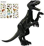 Jurassic Paradise Dinosaur Toy Building Jurassic Raptor with Stickers(150pcs)
