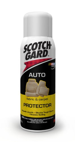 3M 47155 Scotchgard Auto Fabric and Upholstery Protector