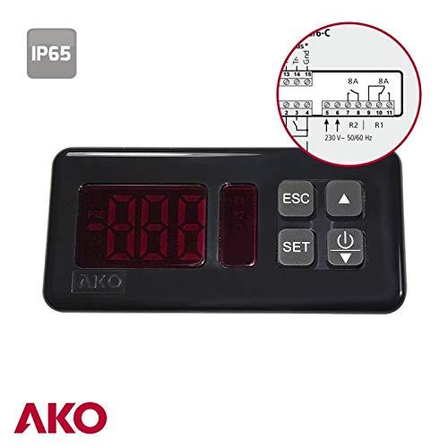 Termostato digital AKO-D14726