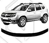 SCOUTT Bra Capot DEFLECTEUR Protection pour Dacia Duster 2015-2017
