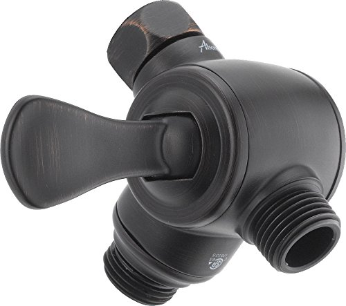Delta Faucet U4929-RB-PK 3-Way Shower Arm Diverter for Handshower, Venetian Bronze