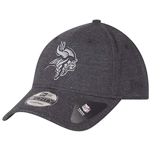 New Era 9Forty NFL Cap - Jersey Minnesota Vikings Graphit