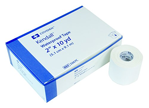 "2"" x 10 yd Roll Wet-Pruf Waterproof Tape - Case of 12 boxes, 6 rolls per box"