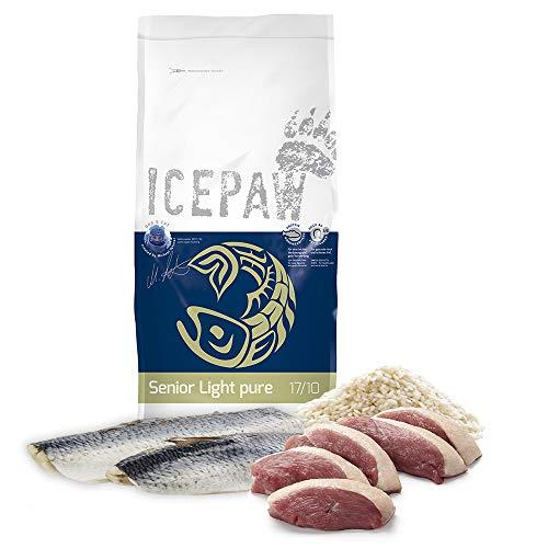 ICEPAW Senior/Light Pure Trockenfutter 1x15kg Sack