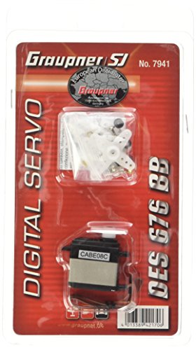 Graupner 7941 Servo digital DES 676 BB 16 mm