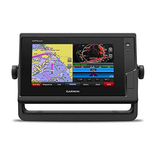 Garmin GPSMAP722 Kartenplotter mit 7 Zoll Touchscreen GPSMAP722 Kartenplotter mit 7 Zoll Touchscreen, Schwarz, OneSize, 0753759168209