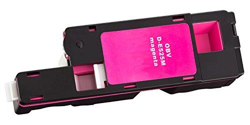 OBV kompatibler Toner als Ersatz für Dell 593-BBLZ / WN8M9 für E525 E525W Magenta 1400 Seiten