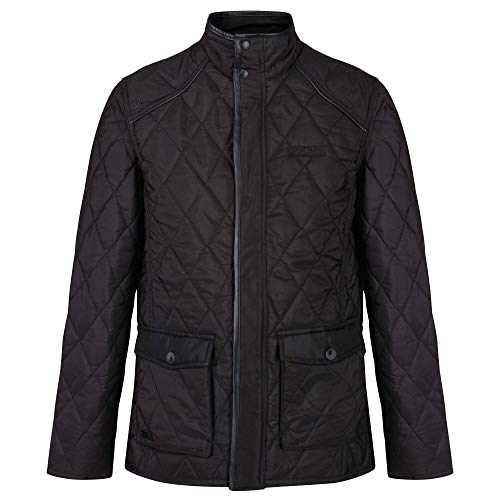 Regatta Lander Water Repellent Thermo-guard Insulated Equestrian-friendly Quilted Jacket Chaquetas acolchadas Hombre
