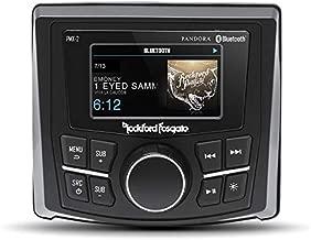 Rockford Fosgate PMX-2 Punch Marine Compact AM/FM/WB Digital Media Receiver 2.7
