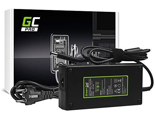 GC PRO Netzteil für Dell Precision M4600 M4700 M6600 M6700 Dell Alienware 17 M17x Laptop Ladegerät inkl. Stromkabel (19.5V 10.8A 210W)