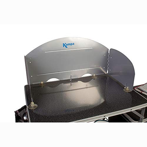 Kampa Universal Fit Table Windshield - FK1094