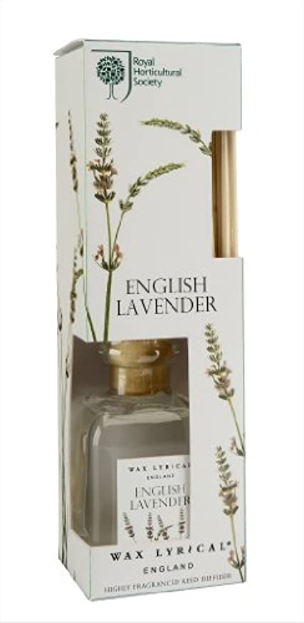 Wax Lyrical Royal Horticultural Society English Lavender 100 ml Reed Diffuser
