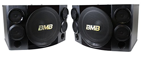 Fantastic Deal! BMB CSE-312 800W 12 3-Way Karaoke Speakers (Pair)