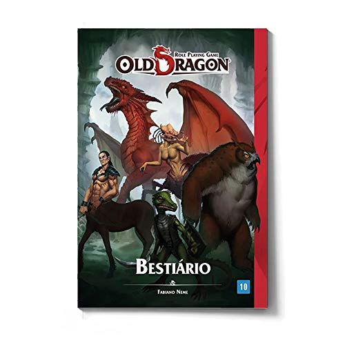 Old Dragon. Bestiário