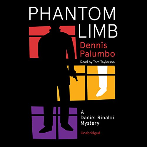 Phantom Limb audiobook cover art