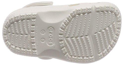 クロックス コースト クロッグ キッズ 204094 White C10 17.5 cm