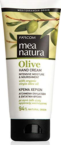MEA NATURA Olive Hand Cream Intensive Noisture & Nourishment 100ml