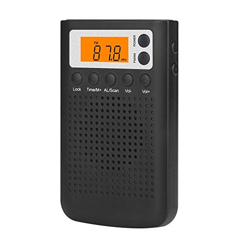 Radio Despertador Con Auriculares Jack Marca ZUZEN