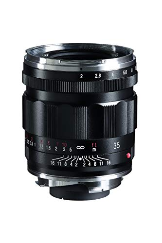 Voigtlander APO-LANTHAR 35mm f/2.0 Aspherical VM-Mount Lens for Leica M