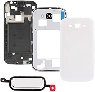 Lingland Full Housing Faceplate Cover For Galaxy Grand Duos / I9082 cell phone rear covers placement parts