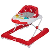 Safety 1st Bolid Trotteur Bebe Musical et Compact Red Campus
