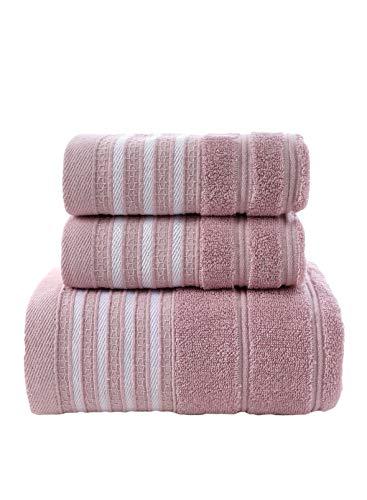 CORAFRITZ Toallas de baño de secado rápido y altamente absorbente toalla de baño a 68 x 137 cm