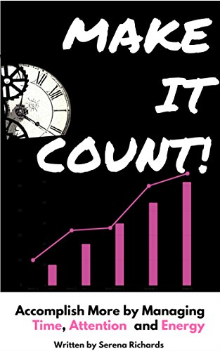 Make It Count!: Build Your Routine, Find Your Focus, Grind Your Creative Mind, and Magnify Your Output