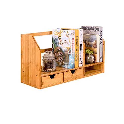 CKH Fashion Boekenkast Rack Office Desktop Opslag Kleine Boekenplank Moderne Eenvoudige Desktop Boekenplank