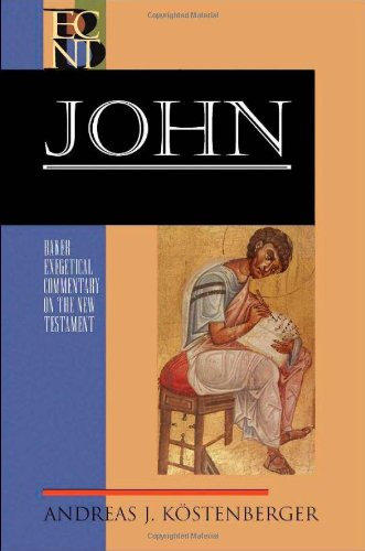 Image of John (Baker Exegetical Commentary on the New Testament)