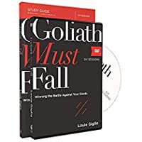 Goliath Must Fall Study Guide with DVD: Winning the Battle Against Your Giants【洋書】 [並行輸入品]