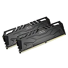 DDR4 2x8GB UDIMM, total 16 GB Frequency : 3000 MHz 16-18-18-36 1.35V UDIMM (XMP 2.0 Automated Overclocking Technology) Lifetime Warranty Compatible with Intel and AMD