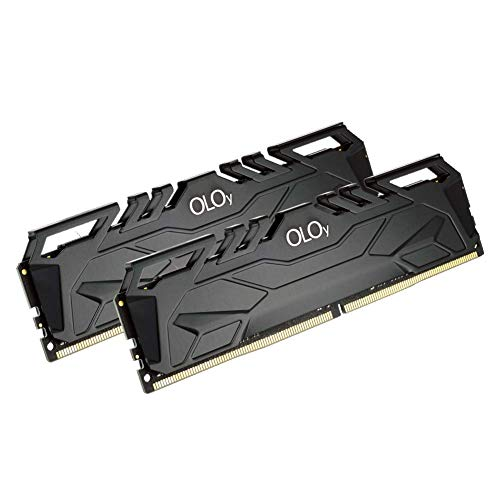 OLOy DDR4 RAM 16GB (2x8GB) 3000 MHz CL16 1.35V 288-Pin Desktop Gaming UDIMM (MD4U083016BJDA) Montana