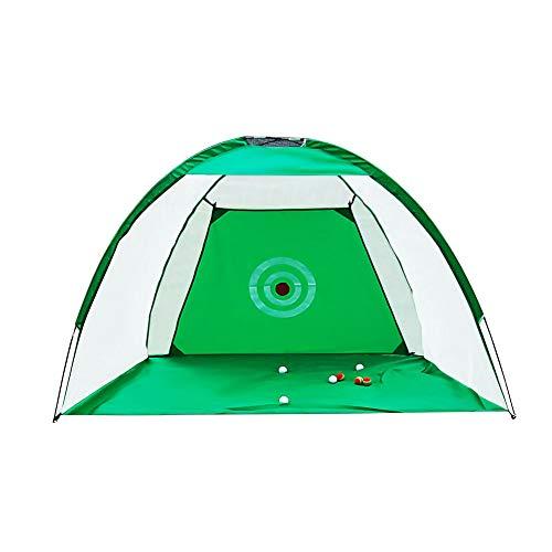 TXYFYP Golf-Übungsnetz-Set, Golf-Schlagnetz | Golf-Chipping-Netz | mit Ziel-Tragetasche | Schlagnetze Trainingshilfen Übungsnetze für Indoor-Golfplätze im Freien