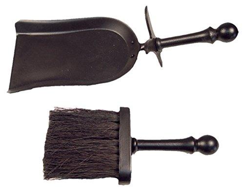 ImEx EL Zorro 70410–Set der Bürste und Schaufel für Kamin