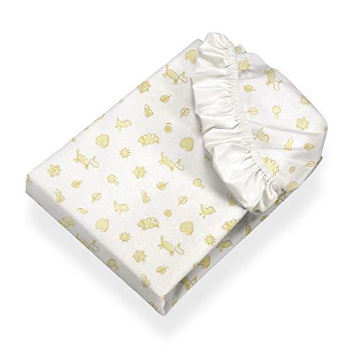 Setex Baby Matratzenschutz, Bedruckt, 70 x 140 cm