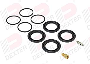 K71-670-00 Dexter Axle Disc Brake Caliper Rebuild Repair Kit for 6,000-lb to 8,000-lb Dexter Disc Brakes