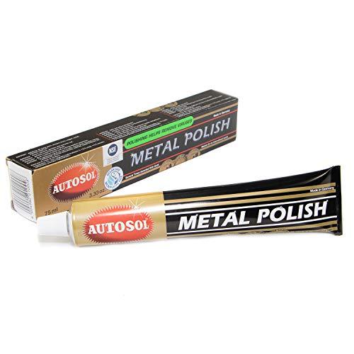 Dursol 01001000 Autosol Edel-Chromglanz, 75 ml